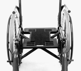 Jay® Adjustable Drop Seat