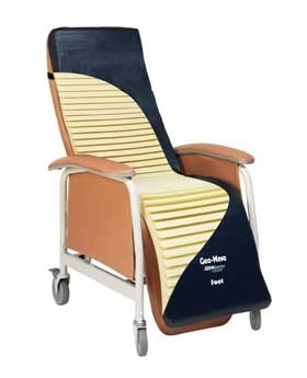 Geo-Wave Specialty Recliner Cushion