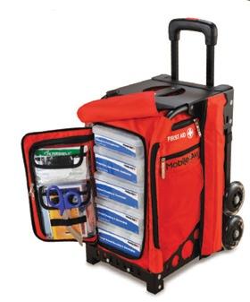 MobileAid Trauma First Aid Station