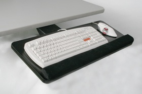 VersaTech™ Keyboard and Mouse Tray