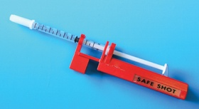 Safe Shot Syringe Loader