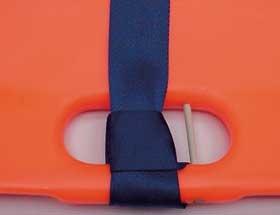 MRI Safe Stretcher Straps
