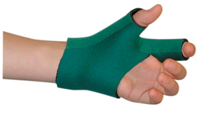 RG-87 Neoprene Glove with Thumb & Index Finger