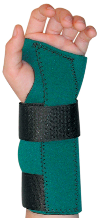 W-302 Wrist Support with Stays