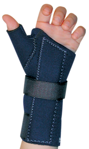 W-303 Wrist Support with Thumb