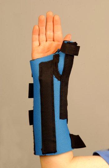 KSA Childrens Wrist Brace with Thumb